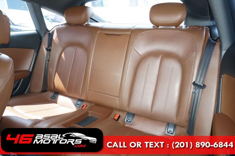 2012 Audi A7 4dr HB quattro 3.0 Premium Plus, available for sale in lodi, New Jersey   Asal Motors 46. lodi, New Jersey