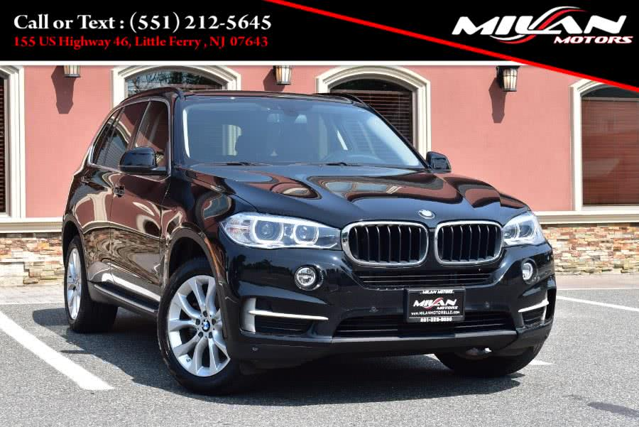 Used BMW X5 AWD 4dr xDrive35i 2016 | Milan Motors. Little Ferry , New Jersey