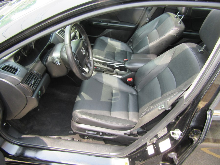 2014 Honda Accord Sedan 4dr I4 CVT EX-L w/Navi, available for sale in Little Ferry, New Jersey | Royalty Auto Sales. Little Ferry, New Jersey