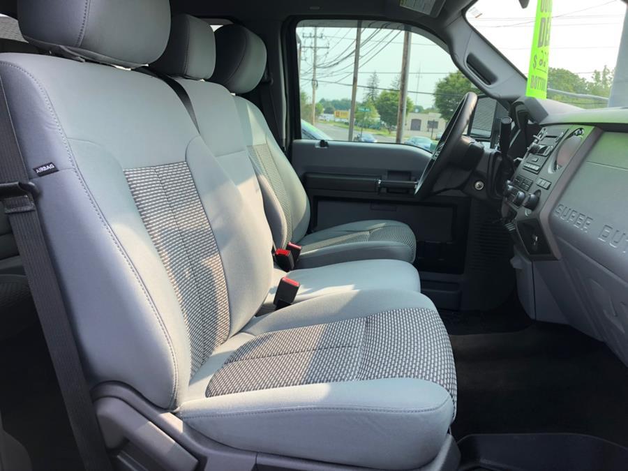 2012 Ford Super Duty F-350 SRW 4WD Crew Cab 156