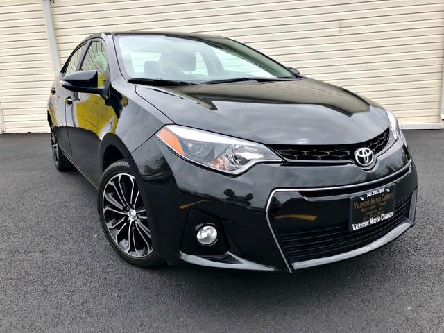2016 Toyota Corolla S Premium, available for sale in Forestville, Maryland | Valentine Motor Company. Forestville, Maryland