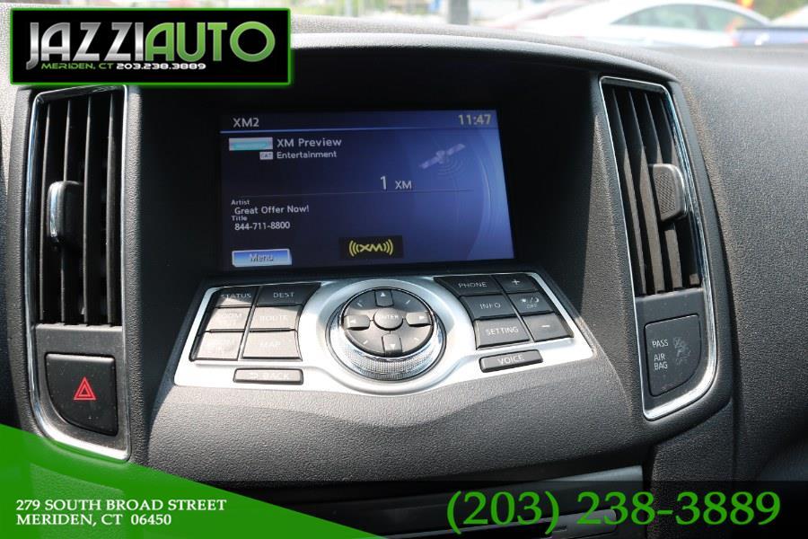 2014 Nissan Maxima 4dr Sdn 3.5 SV w/Sport Pkg, available for sale in Meriden, Connecticut | Jazzi Auto Sales LLC. Meriden, Connecticut
