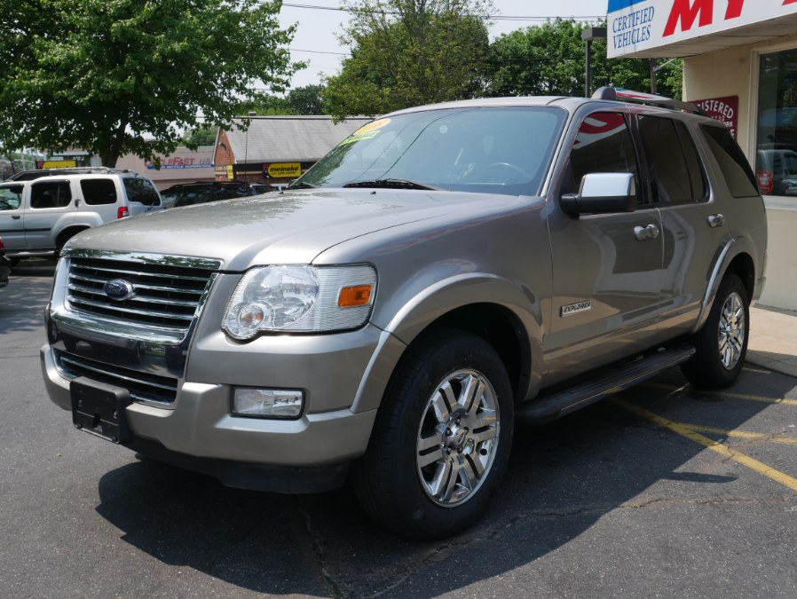 2008 Ford Explorer 4WD 4dr V8 Limited, available for sale in Huntington Station, New York | My Auto Inc.. Huntington Station, New York