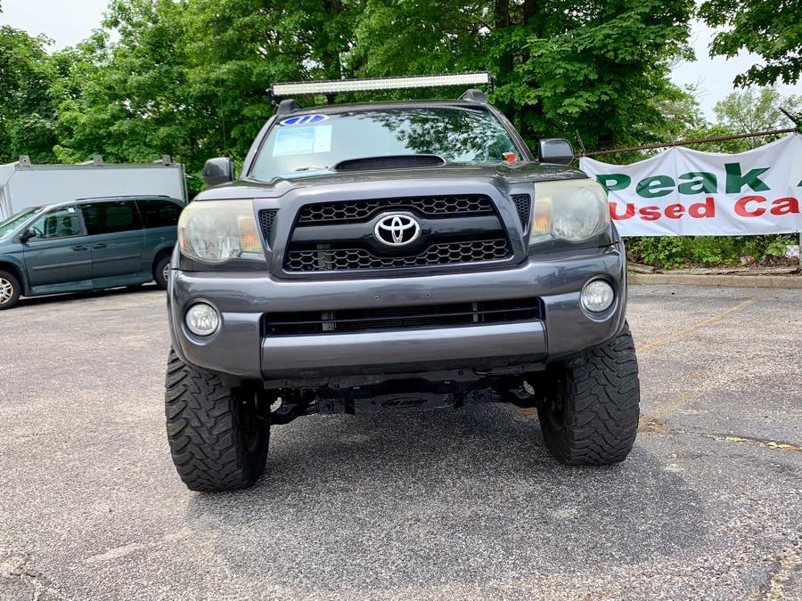 2011 Toyota Tacoma 4WD Double LB V6 AT (Natl), available for sale in Bayshore, New York | Peak Automotive Inc.. Bayshore, New York