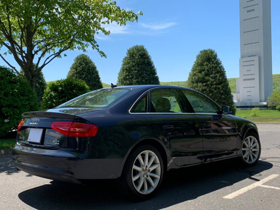 2013 Audi A4 4dr Sdn Auto quattro 2.0T Premium Plus, available for sale in Bristol , Connecticut | Riverside Auto Center LLC. Bristol , Connecticut