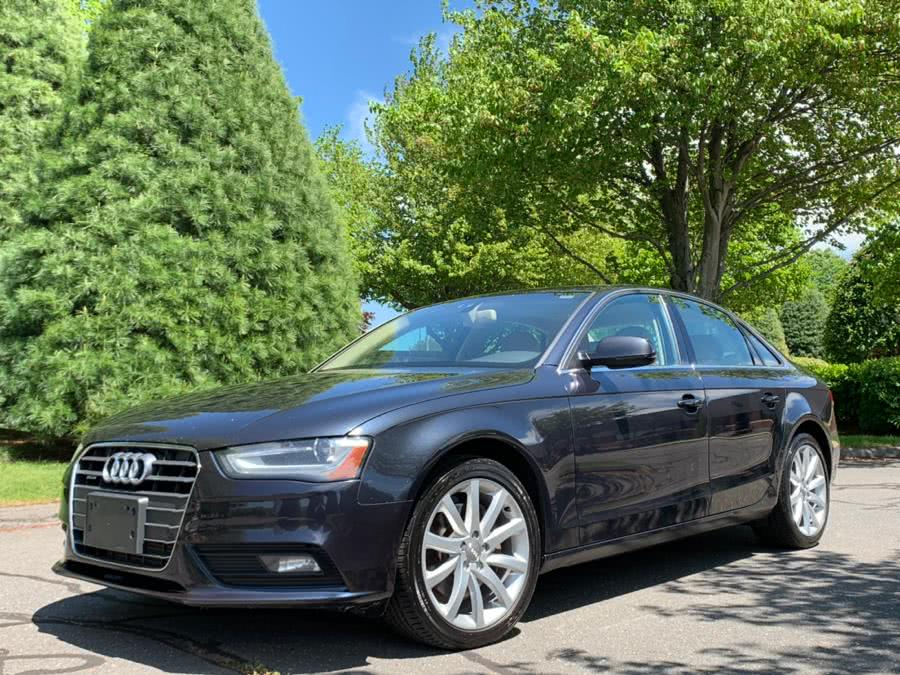 Used 2013 Audi A4 in Bristol , Connecticut | Riverside Auto Center LLC. Bristol , Connecticut