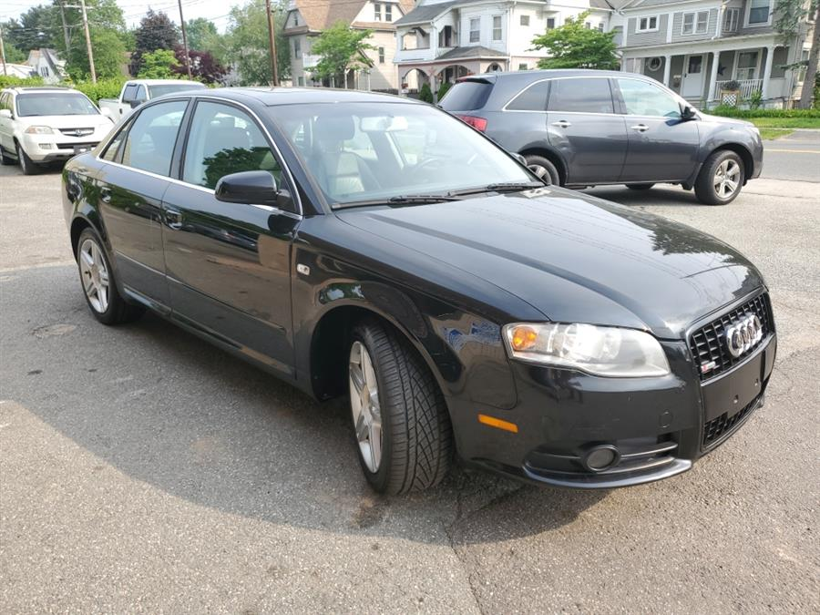 2008 Audi A4 4dr Sdn Man 2.0T quattro, available for sale in Springfield, Massachusetts   Absolute Motors Inc. Springfield, Massachusetts