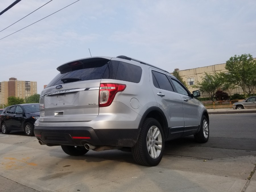 2014 Ford Explorer 4WD 4dr XLT, available for sale in Brooklyn, New York | NYC Automart Inc. Brooklyn, New York