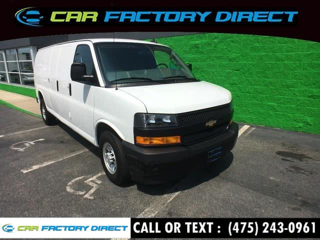 Used 2018 Chevrolet Express Cargo Van in Milford, Connecticut | Car Factory Direct. Milford, Connecticut