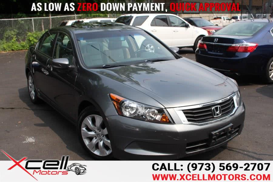 Used 2009 Honda Accord Sdn in Paterson, New Jersey | Xcell Motors LLC. Paterson, New Jersey