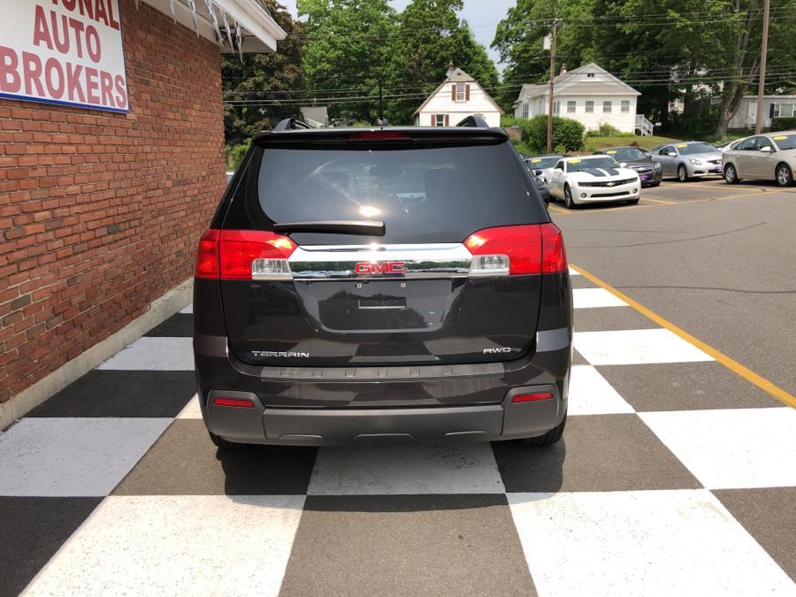 Used GMC Terrain AWD 4dr SLT 2015 | National Auto Brokers, Inc.. Waterbury, Connecticut