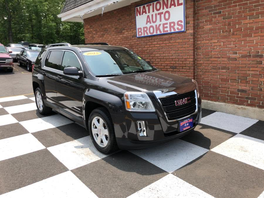 Used 2015 GMC Terrain in Waterbury, Connecticut | National Auto Brokers, Inc.. Waterbury, Connecticut