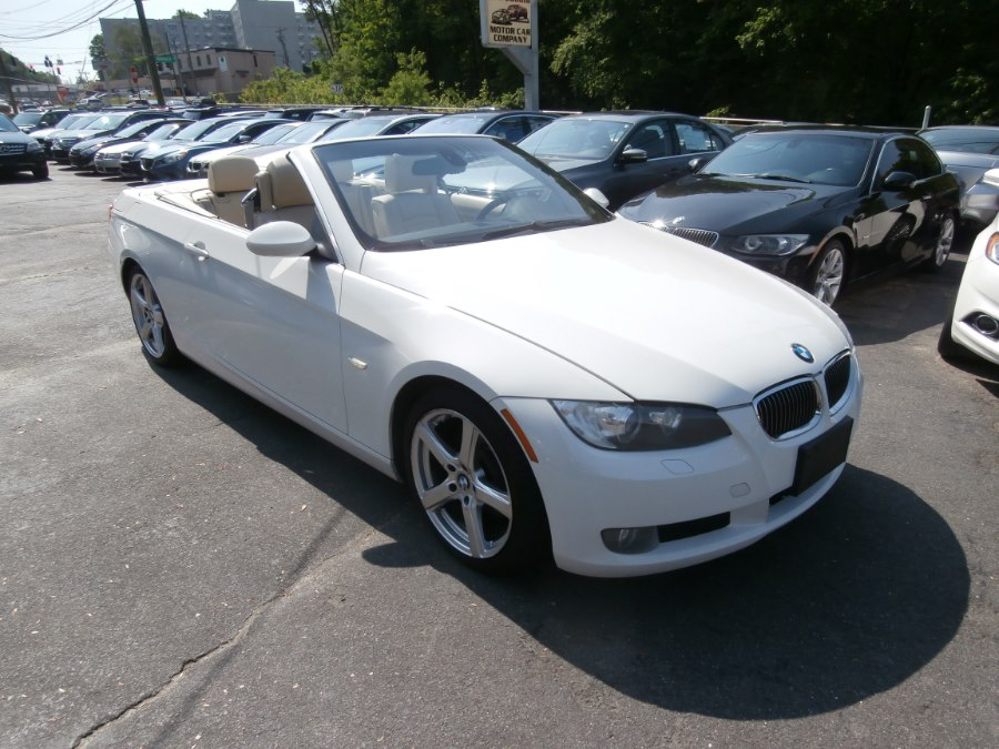 2008 BMW 3 Series 2dr Conv 328i SULEV, available for sale in Waterbury, Connecticut | Jim Juliani Motors. Waterbury, Connecticut