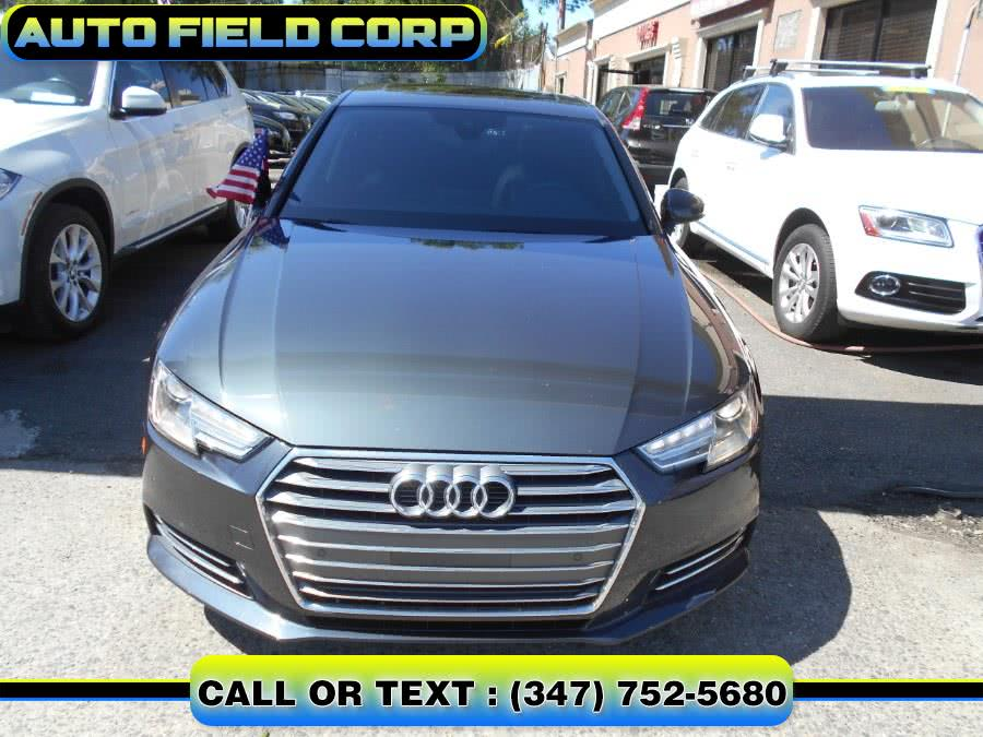 Used 2017 Audi A4 in Jamaica, New York | Auto Field Corp. Jamaica, New York