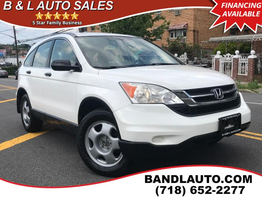 2010 Honda CR-V 4WD 5dr LX, available for sale in Bronx, NY