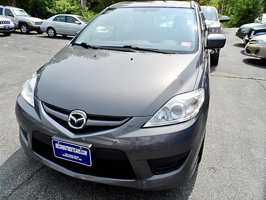 2010 Mazda 5 SPORT, available for sale in Manchester, New Hampshire | Second Street Auto Sales Inc. Manchester, New Hampshire