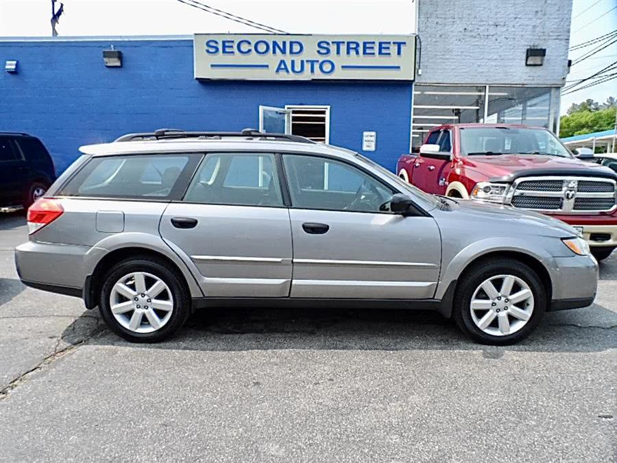 2009 Subaru Outback 2.5I SPECIAL EDITION 4DR WAGON AWD, available for sale in Manchester, New Hampshire | Second Street Auto Sales Inc. Manchester, New Hampshire