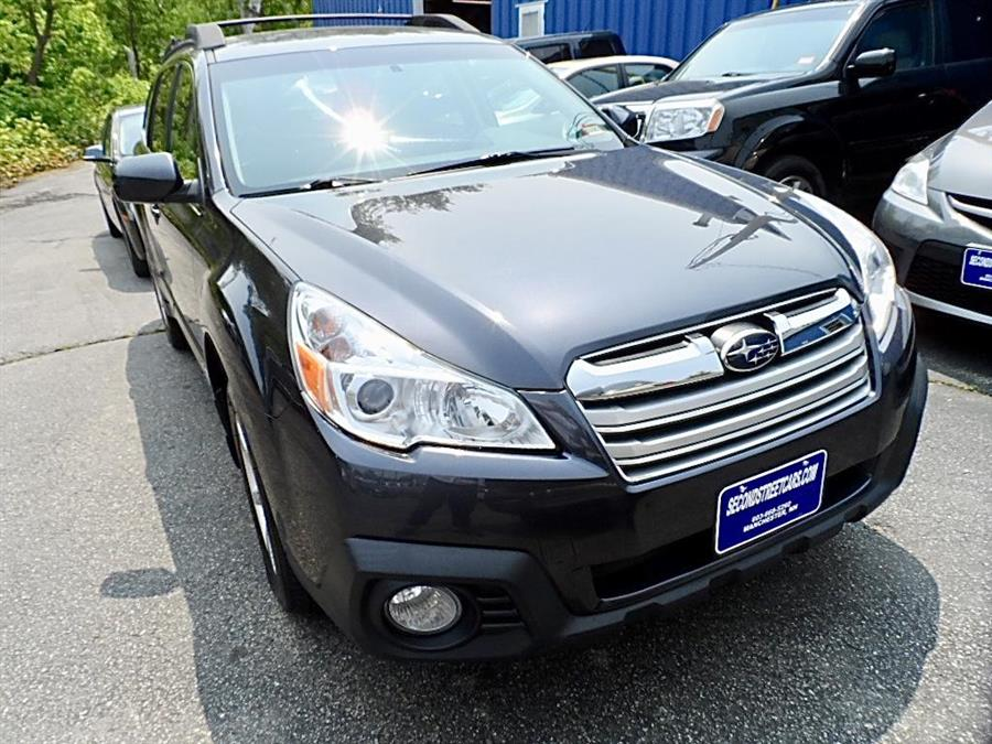 2013 Subaru Outback 2.5I PREMIUM 4DR SUV AWD, available for sale in Manchester, New Hampshire | Second Street Auto Sales Inc. Manchester, New Hampshire