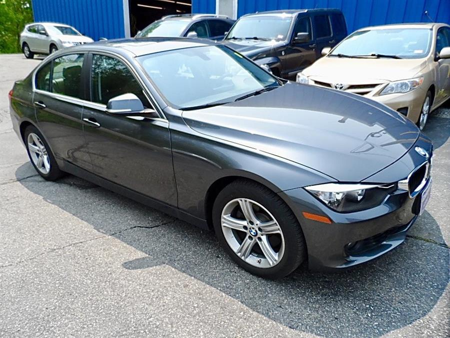 2015 BMW 3 Series 328I SEDAN SULEV, available for sale in Manchester, New Hampshire | Second Street Auto Sales Inc. Manchester, New Hampshire