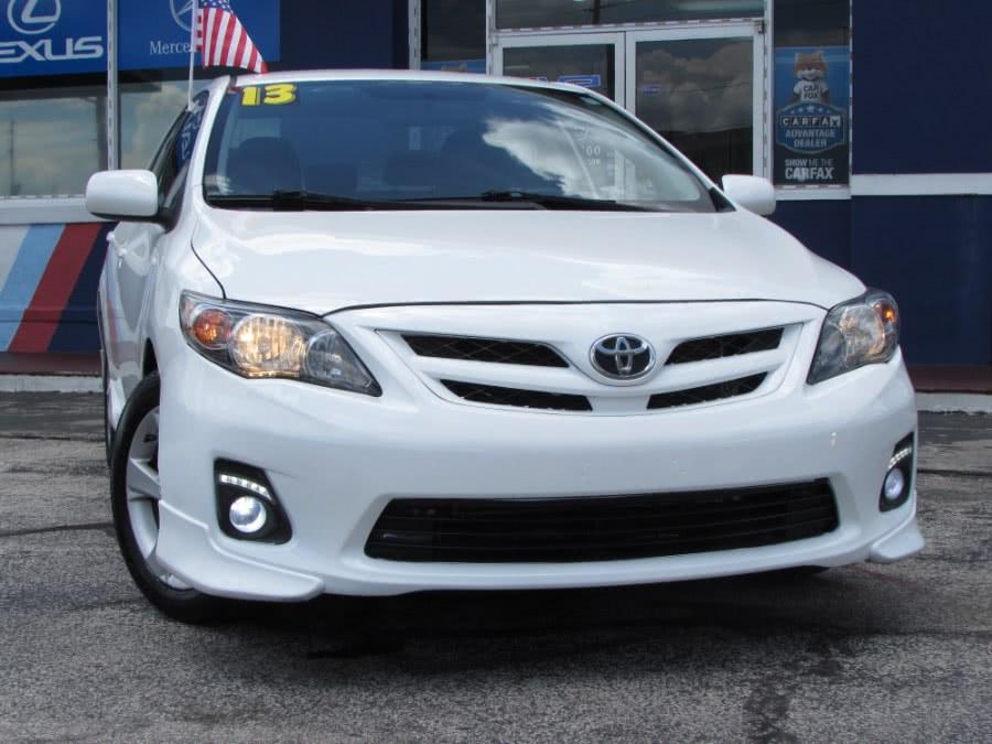 Used Toyota Corolla 4dr Sdn Auto S (Natl) 2013 | VIP Auto Enterprise, Inc. Orlando, Florida