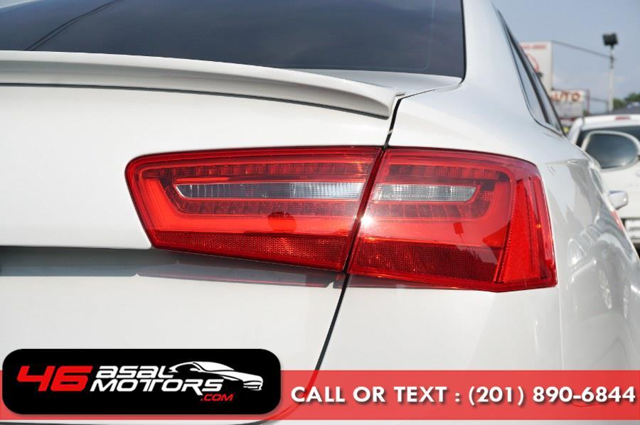 2014 Audi A6 4dr Sdn quattro 3.0T Premium Plus, available for sale in lodi, New Jersey   Asal Motors 46. lodi, New Jersey