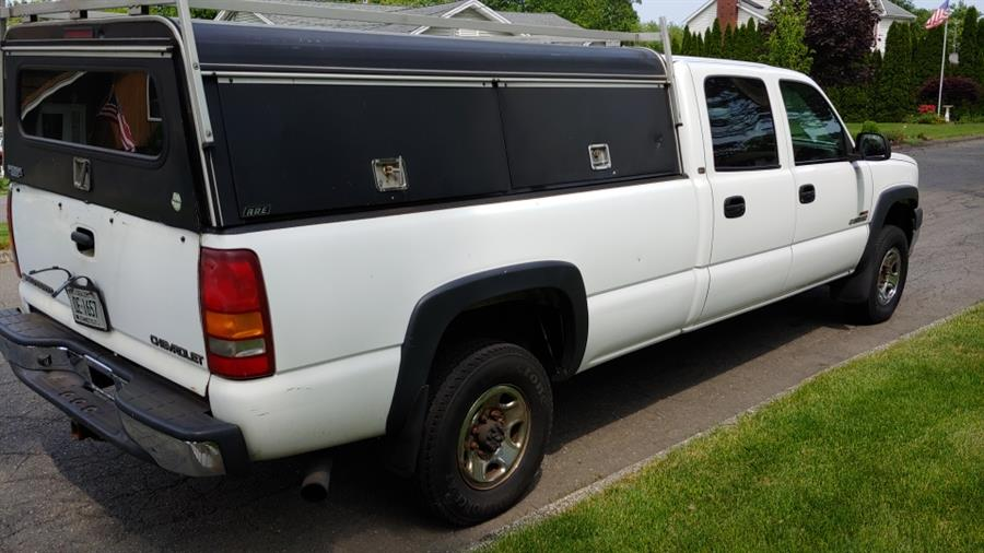 "2003 Chevrolet Silverado 2500 Crew Cab 167.0"" WB LS, available for sale in Ansonia, CT"