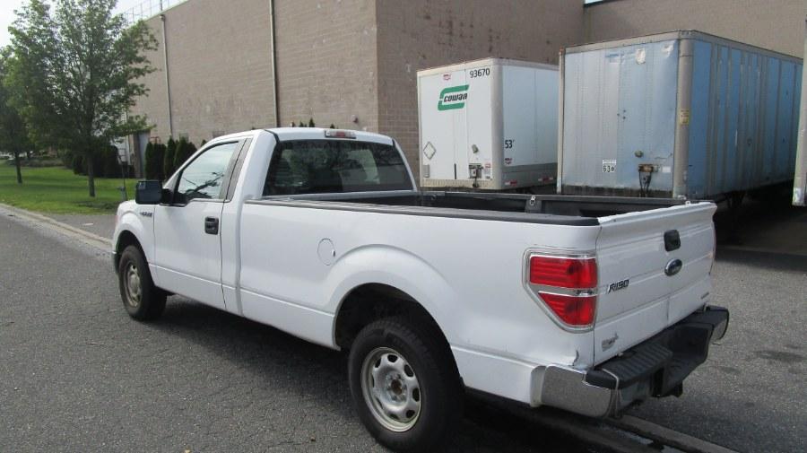 "Used Ford F-150 2WD Reg Cab 145"" XL 2013 | H & H Auto Sales. Hicksville, New York"