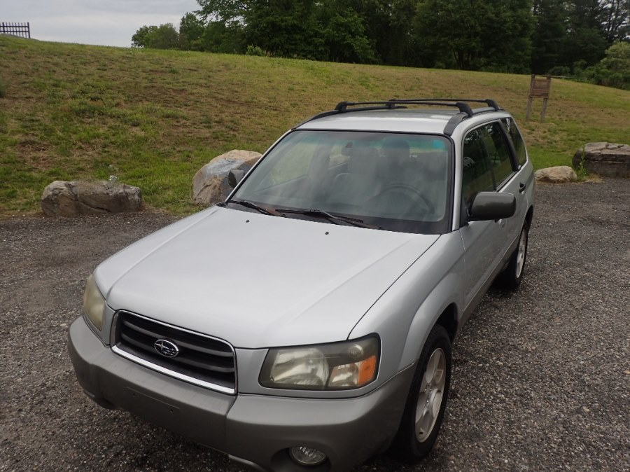 Used Subaru Forester 4dr 2.5 XS Auto 2004 | Eagleville Motors. Storrs, Connecticut