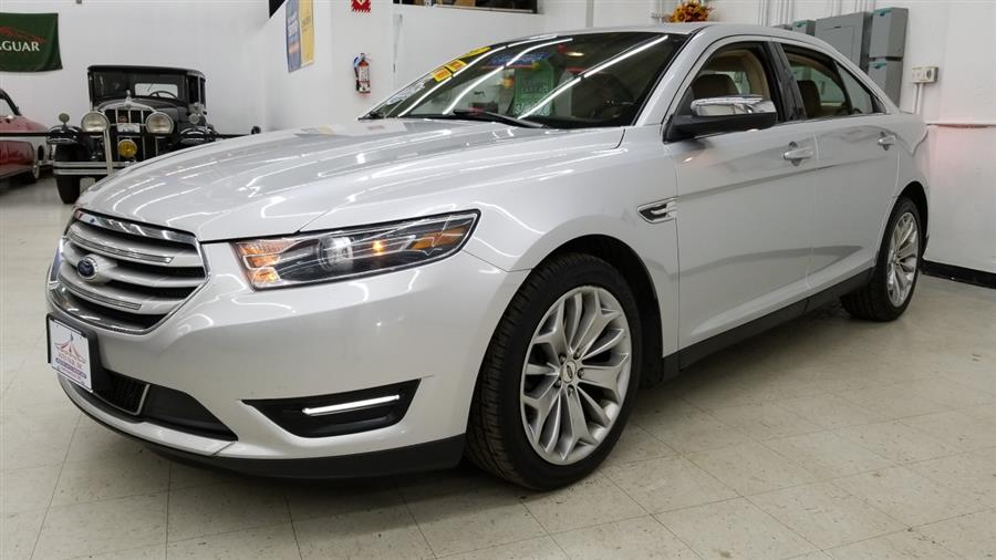 2015 Ford Taurus 4dr Sdn Limited AWD, available for sale in West Haven, CT