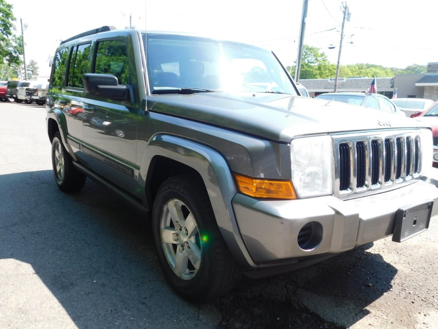2007 Jeep Commander 4WD 4dr Sport, available for sale in Watertown, Connecticut | Watertown Auto Sales. Watertown, Connecticut