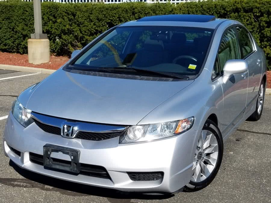 Used 2011 Honda Civic Sdn in Queens, New York