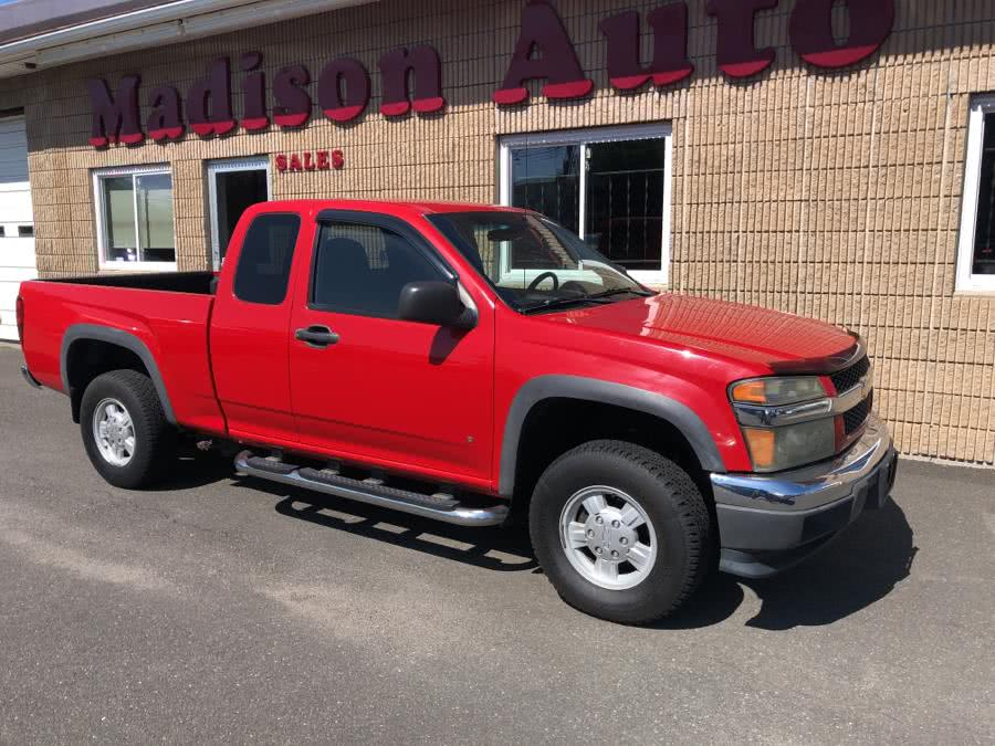 2007 Chevrolet Colorado 4WD Ext Cab 125.9