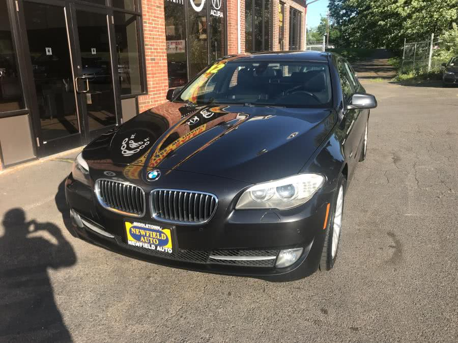Used BMW 5 Series 4dr Sdn 535i xDrive AWD 2012 | Newfield Auto Sales. Middletown, Connecticut