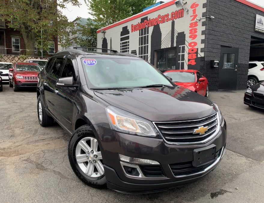 Used 2014 Chevrolet Traverse in Chelsea, Massachusetts | Boston Prime Cars Inc. Chelsea, Massachusetts