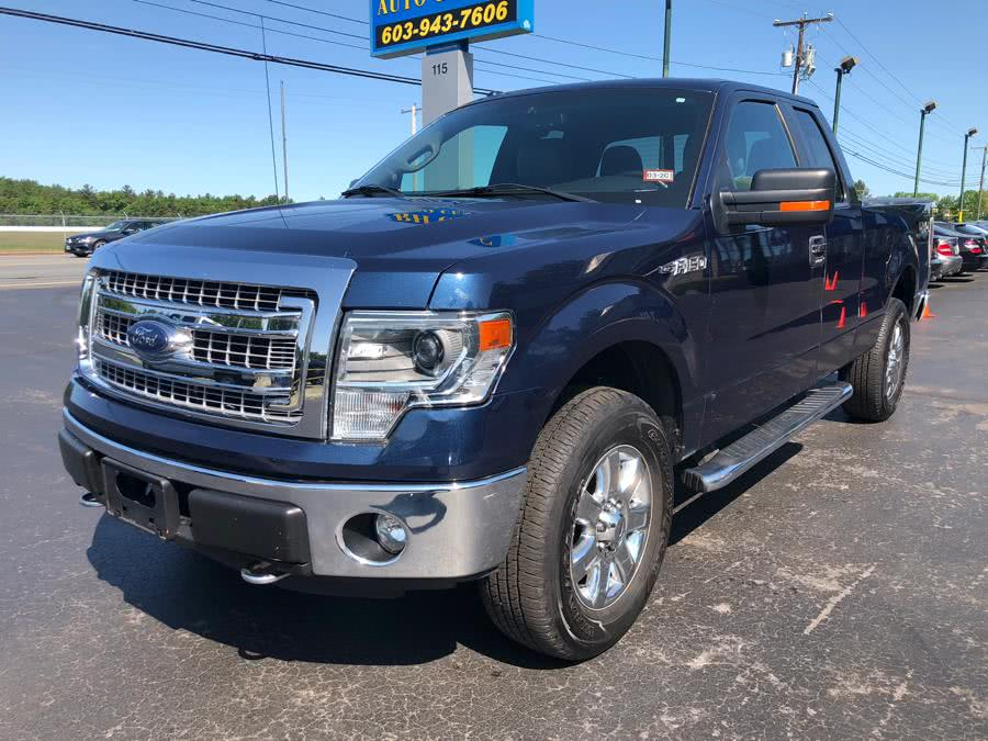 Used Ford F-150 4WD SuperCab XLT 2014 | RH Cars LLC. Merrimack, New Hampshire