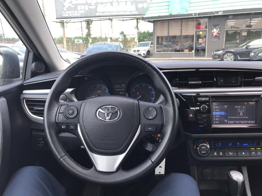 Used Toyota Corolla 4dr Sdn CVT S (Natl) 2016   M Sport Motor Car. Hillside, New Jersey