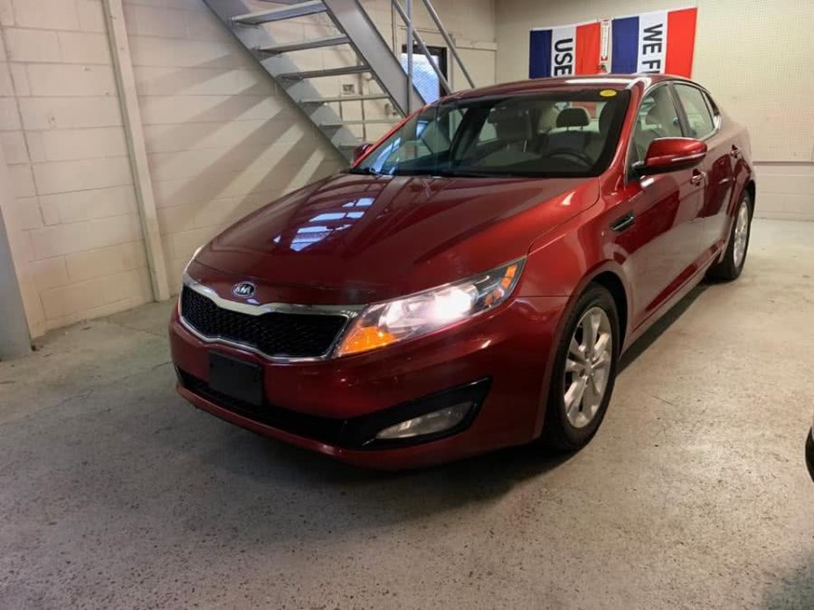 Used Kia Optima 4dr Sdn LX 2013 | Safe Used Auto Sales LLC. Danbury, Connecticut