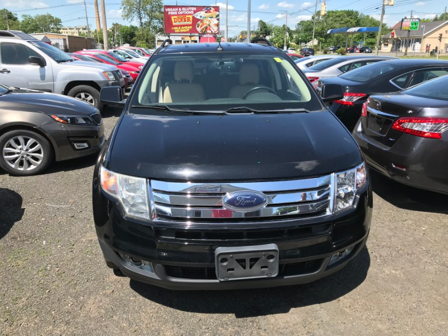2008 Ford Edge 4dr SEL AWD, available for sale in Wallingford, Connecticut | Wallingford Auto Center LLC. Wallingford, Connecticut