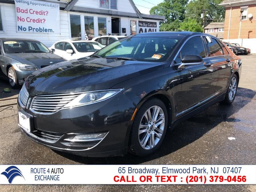 Used 2013 Lincoln MKZ in Elmwood Park, New Jersey | Route 4 Auto Exchange. Elmwood Park, New Jersey