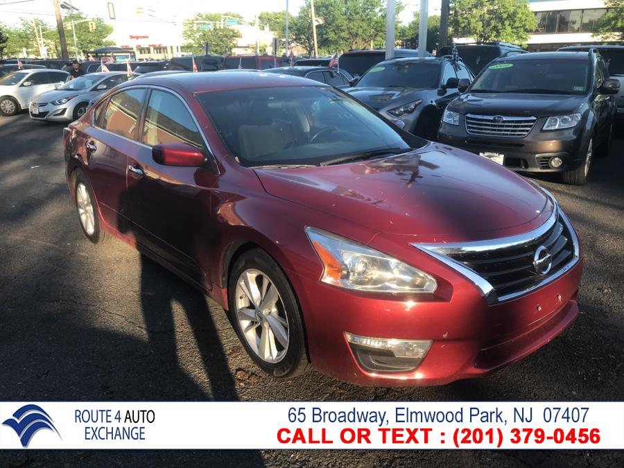 Used Nissan Altima 4dr Sdn I4 2.5 SV 2013 | Route 4 Auto Exchange. Elmwood Park, New Jersey