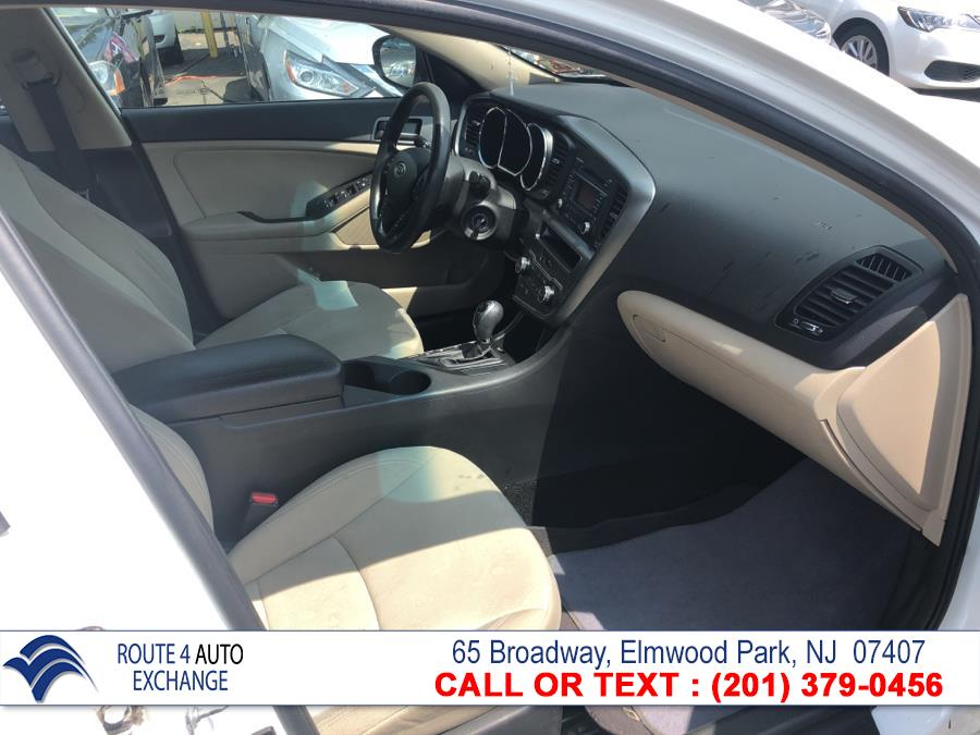 2012 Kia Optima 4dr Sdn 2.4L Auto LX, available for sale in Elmwood Park, New Jersey | Route 4 Auto Exchange. Elmwood Park, New Jersey