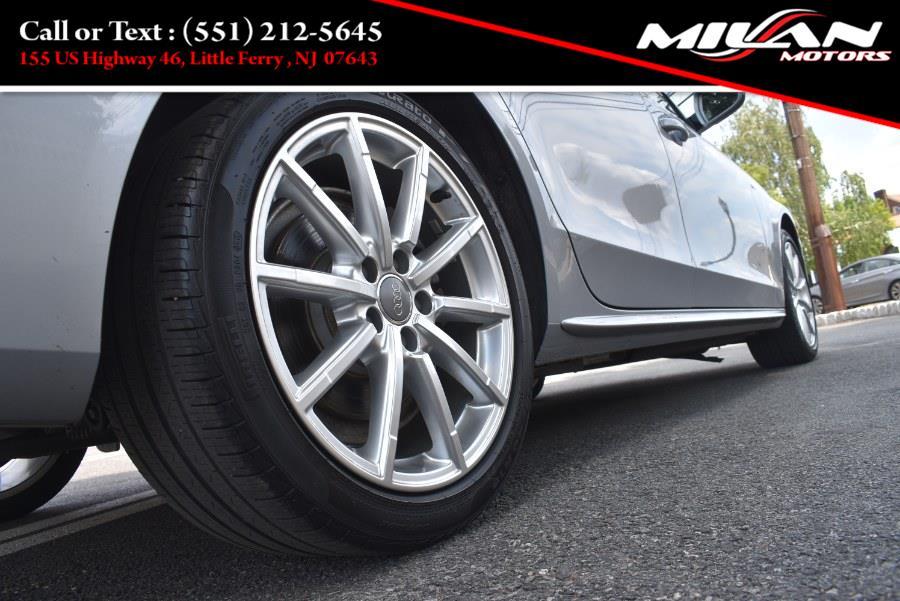 Used Audi A4 S Line Auto quattro 2.0T Premium Plus 2016 | Milan Motors. Little Ferry , New Jersey