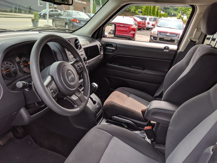 2015 Jeep Patriot FWD 4dr Sport, available for sale in Worcester, Massachusetts | Rally Motor Sports. Worcester, Massachusetts