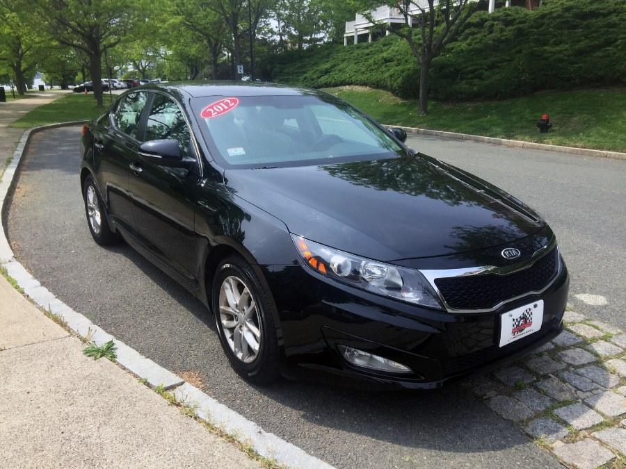 2012 Kia Optima sedan, available for sale in Chelsea, Massachusetts | New Star Motors. Chelsea, Massachusetts