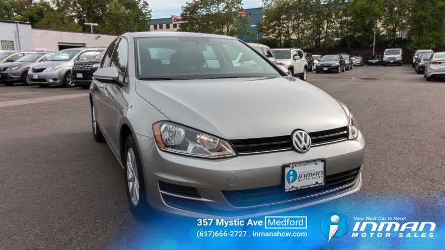 Used 2017 Volkswagen Golf in Medford, Massachusetts | Inman Motors Sales. Medford, Massachusetts