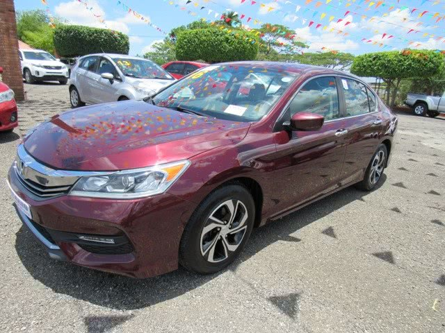 Used 2016 Honda Accord Sedan in San Francisco de Macoris Rd, Dominican Republic | Hilario Auto Import. San Francisco de Macoris Rd, Dominican Republic