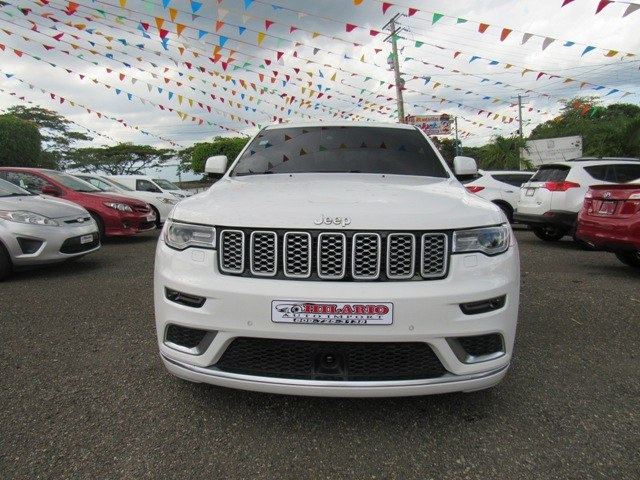2017 Jeep Grand Cherokee Summit 4x4, available for sale in San Francisco de Macoris Rd, Dominican Republic | Hilario Auto Import. San Francisco de Macoris Rd, Dominican Republic