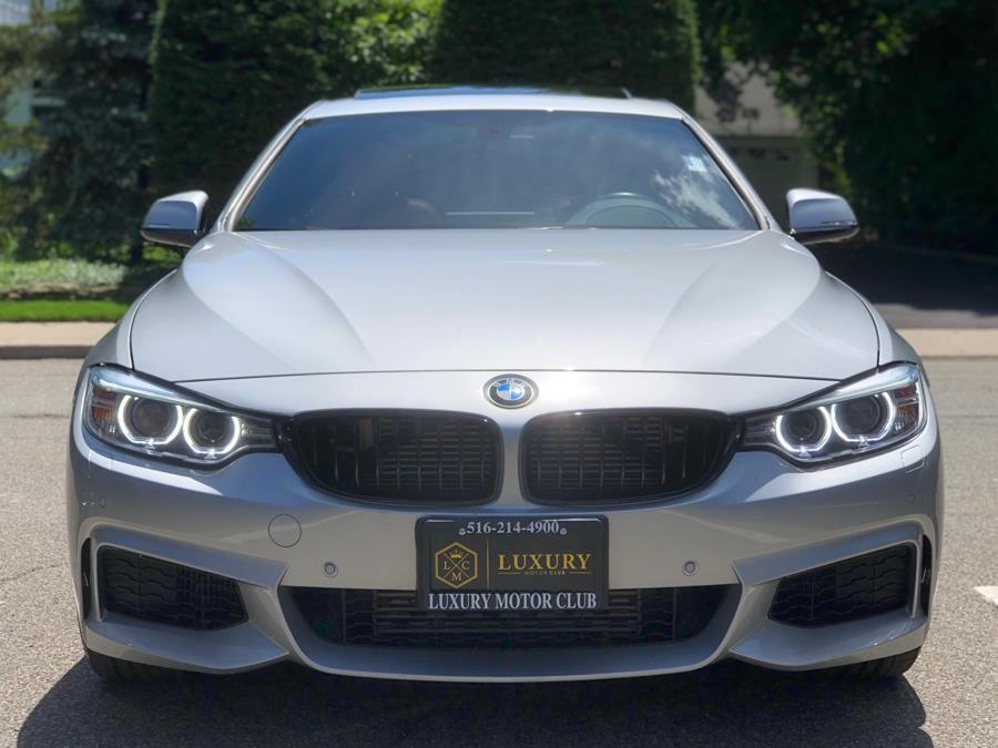 2016 BMW 4 Series 4dr Sdn 435i xDrive AWD Gran Coupe, available for sale in Franklin Square, New York | Luxury Motor Club. Franklin Square, New York