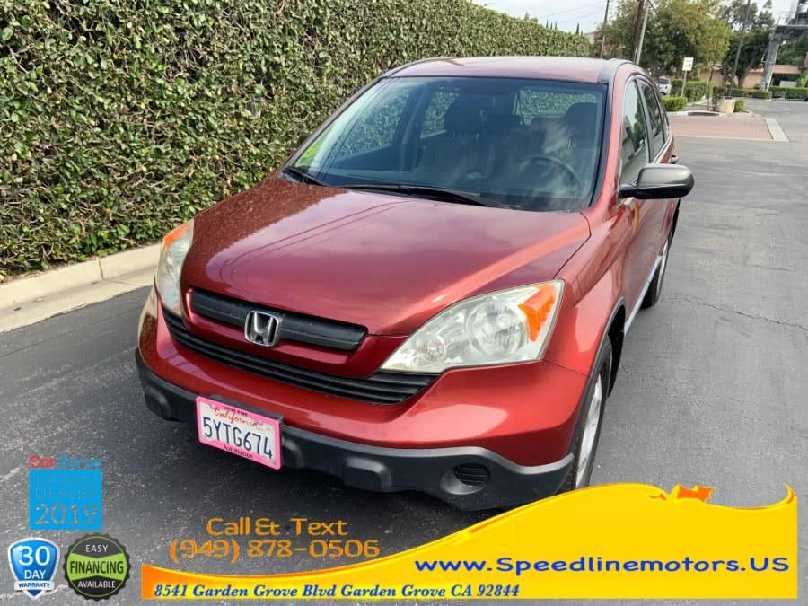 Used 2007 Honda CR-V in Garden Grove, California | Speedline Motors. Garden Grove, California