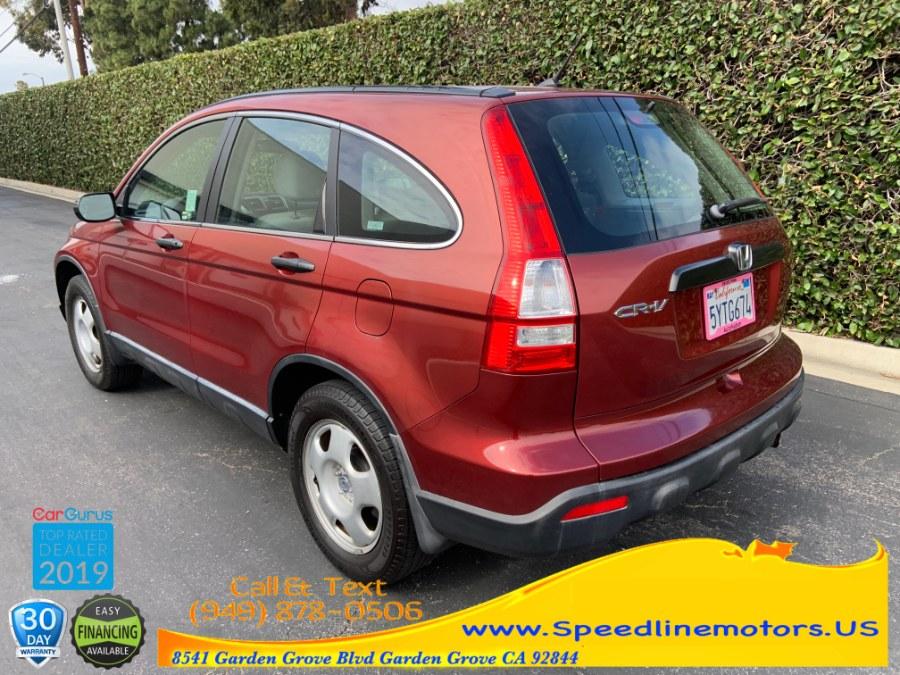 2007 Honda CR-V 2WD 5dr LX, available for sale in Garden Grove, California | Speedline Motors. Garden Grove, California